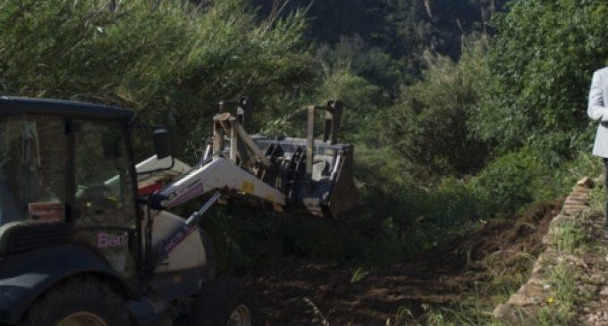 Diputació preveu rehabilitar més de 1.500 km de camins rurals de la província