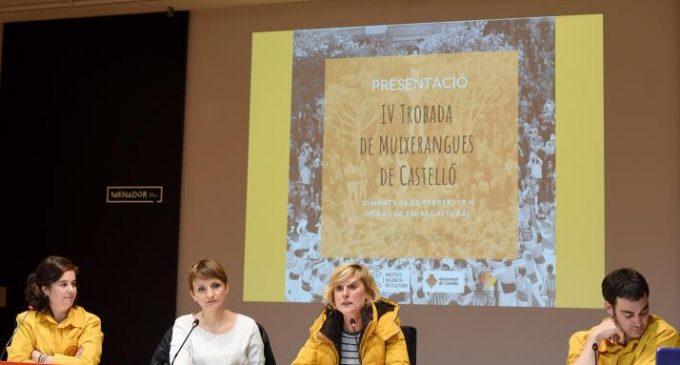 La regidora de Cultura presenta la IV Trobada de Muixerangues