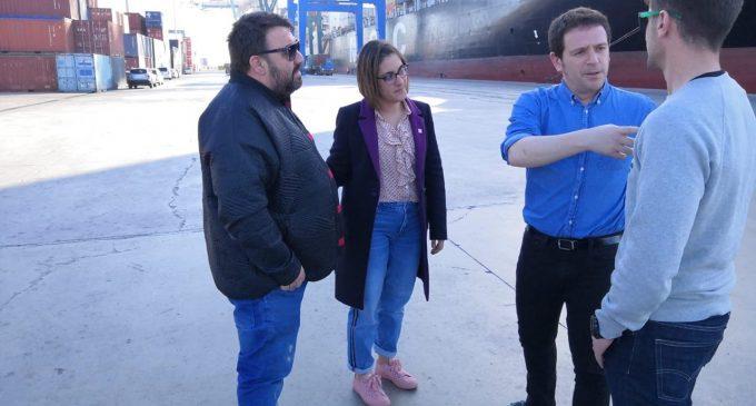 Compromís exigeix un accés ferroviari al Port que possibilite el creixement econòmic