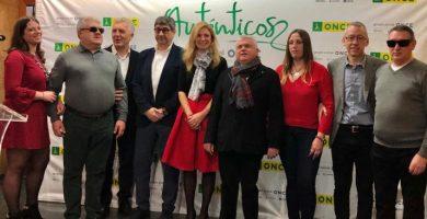 L'alcaldessa de Castelló es compromet amb l'ONCE a avançar en accessibilitat i ocupació