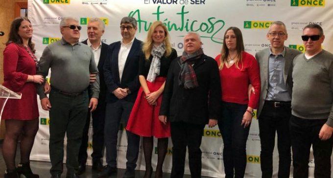 La alcaldesa de Castelló se compromete con la ONCE a avanzar en accesibilidad y ocupación