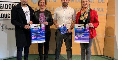 Porcar presenta el projecte 'Balla, Aprén i Disfruta' dintre del marc Castelló Ciutat Educadora