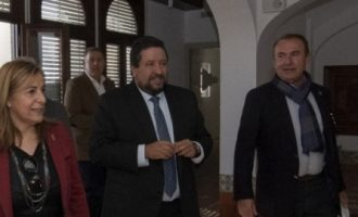 Diputació i l'Ajuntament de Benicàssim presentaran en societat la rehabilitació de Villa Elisa