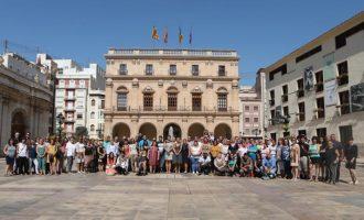 Marco destaca el descens del 33% en l'atur a Castelló respecte del govern de la dreta