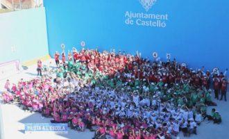 """Castelló acull la segona trobada de """"Pilota a l'escola"""""""
