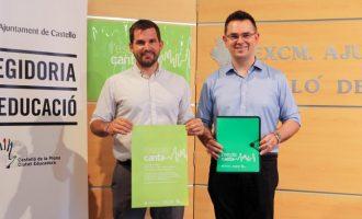 El gobierno municipal muestra su apoyo al proyecto l'Escola Canta impulsado por la Concejalía de Educación
