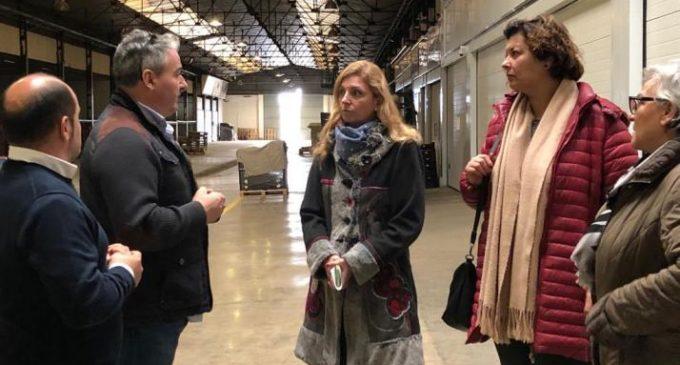 L'Ajuntament de Castelló realitzarà noves actuacions de millora en el Mercat d'Abastos