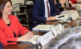 Moliner conclou la legislatura en la FEMP