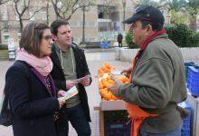 La Fira de la Taronja torna a les places de Castelló el 6 de desembre