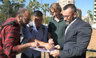 El projecte d'identificació de la BUC dels alumnes de l'EASD de València es materialitza amb la instal·lació de les peces