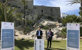 Diputació consolida el Castell de Peníscola com a referent del turisme cultural amb una programació de 130 espectacles
