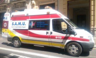 Mor un treballador d'una empresa ceràmica després de caure-li damunt un tub