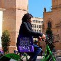 Normalización, Igualdad y Educación lanzan una campaña para el 8M con una nueva tirada de bolsas 'scrabble'