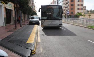 Castelló posa en marxa parades de bus a demanda per a dones en horari nocturn