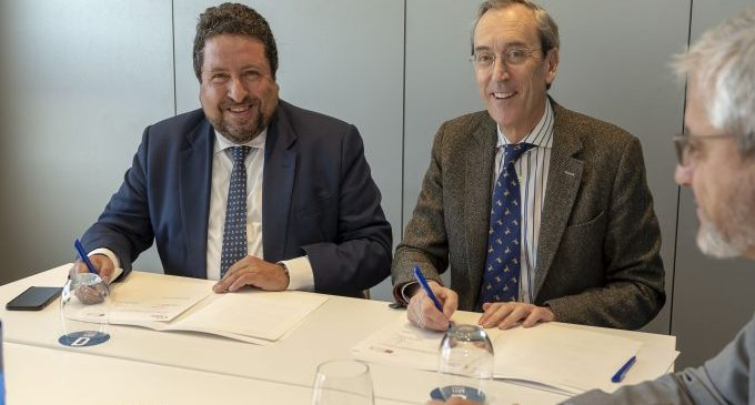 La Diputació suma a la Societat Espanyola de Cardiologia al seu objectiu de fer de la província un territori cardioprotegit