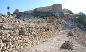 Castell Vell, la fortalesa islàmica que va donar lloc a la ciutat de Castelló