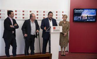 Castelló reserva zones adaptades per a persones amb mobilitat reduïda en grans esdeveniments de Magdalena