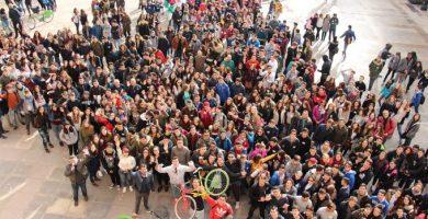 Castelló celebra la quarta Castellonada, una gimcana digital d'orientació per la ciutat