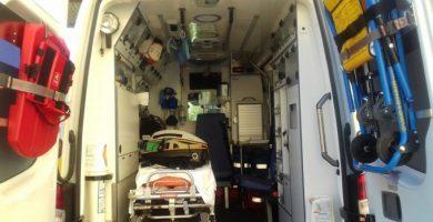 Mor un treballador després de caure d'uns sis metres en una indústria ceràmica de Lucena