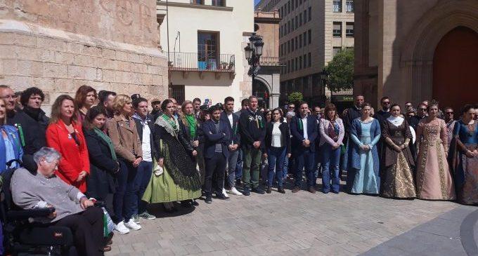"""Concentración en Castelló contra las agresiones sexuales en Magdalena: """"Si tocan a una nos tocan a todas"""""""
