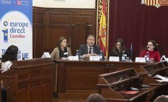 """Diputació organitza el debat """"Eleccions europees: #CSestavezvota"""""""