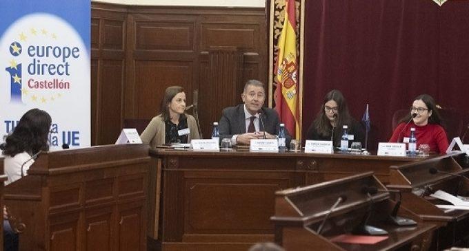"""Diputación organiza el debate """"Elecciones europeas: #CSestavezvota"""""""