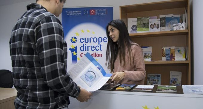 La Diputació convoca el concurs 'Europa en lletres i colors' per a promoure el coneixement de la UE entre els xiquets castellonencs