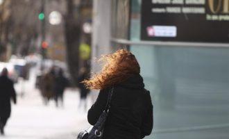 La província de Castelló seguirà aquest dijous en risc per vent