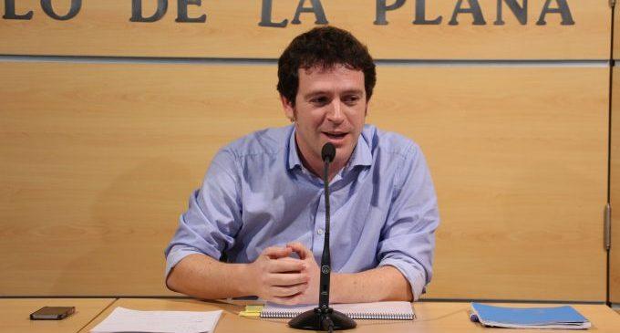 """Garcia: """"Compromís està decidit a governar Castelló, tenim un equip humà ferm i compromés preparat per a això"""""""