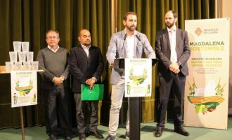 Festes llança una campanya de sostenibilitat que inclou un got reutilitzable de Magdalena