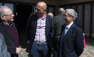 La Diputació recolza la labor del Sindicat Central d'Aigües del Riu Mijares com a part del seu suport a l'agricultura