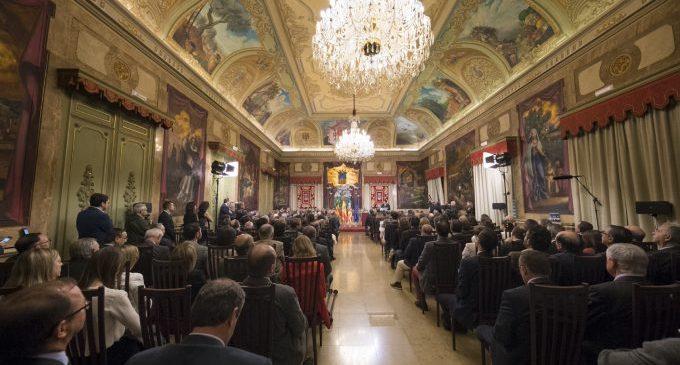 La Diputació reforçarà l'orgull de pertinença a Castelló amb la commemoració del Dia de la Província aquest dissabte