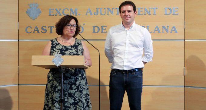 El vicealcalde presenta la nova pestanya del Panell de Govern Obert dedicada al treball que es fa des de Benestar Social