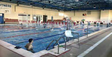 L'Ajuntament aprova la instal·lació de plaques solars a la piscina Olímpica