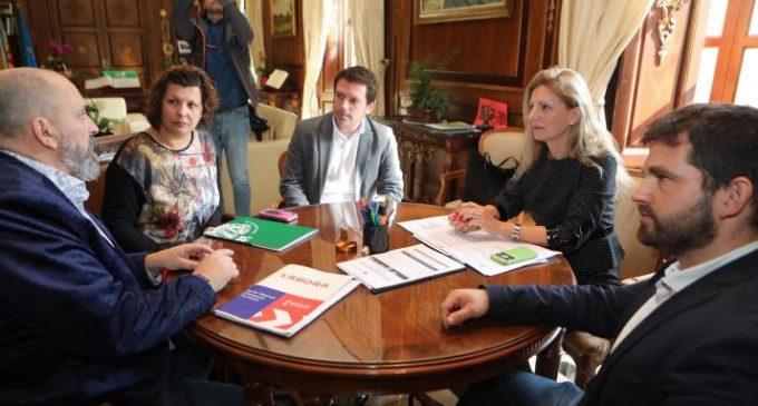 Marco apel·la a les sinergies entre institucions per a avançar en polítiques actives d'ocupació