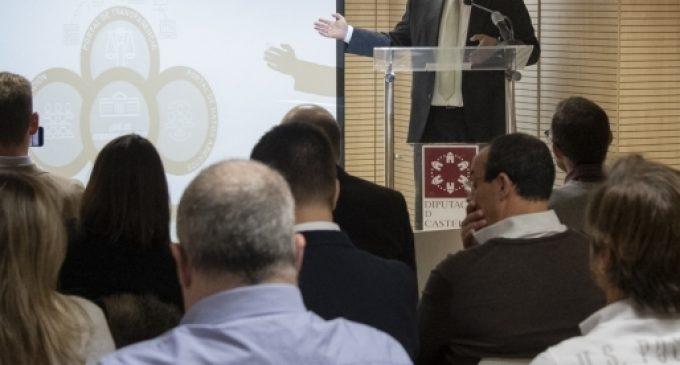Diputació impulsa el potencial de les TIC en el desenvolupament del territori