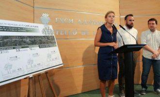 Castelló dóna llum verda al projecte d'execució del camí La Plana per a començar les obres abans de Magdalena