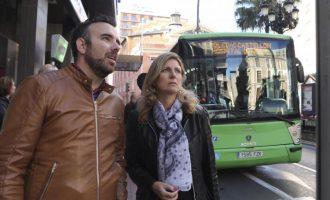 Castelló activarà un servei de transport compartit a demanda a les urbanitzacions de la carretera l'Alcora i el camí Serradal