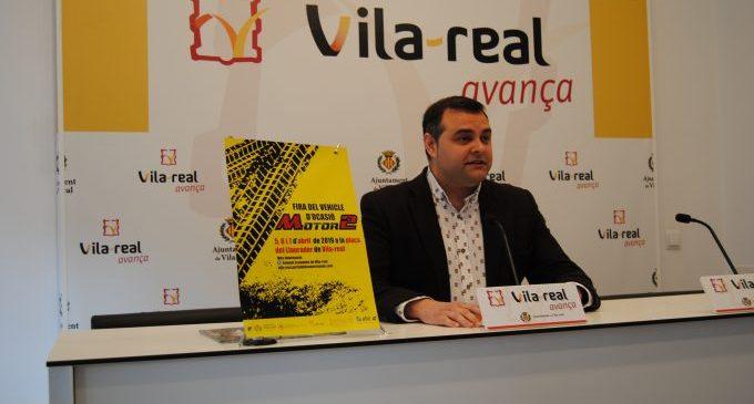 Vila-real celebra l'edició més 'històrica' de la Fira Motor-2 amb 15 expositors i 230 vehicles del 5 al 7 d'abril
