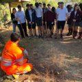 L'Ajuntament i el Col·legi La Magdalena cultiven un futur més sostenible per a Castelló