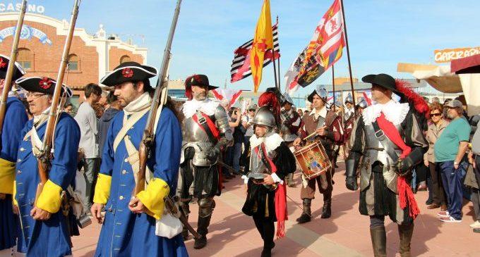 Música tradicional mediterránea y 'dolçaina y tabal': la banda sonora de Escala a Castelló