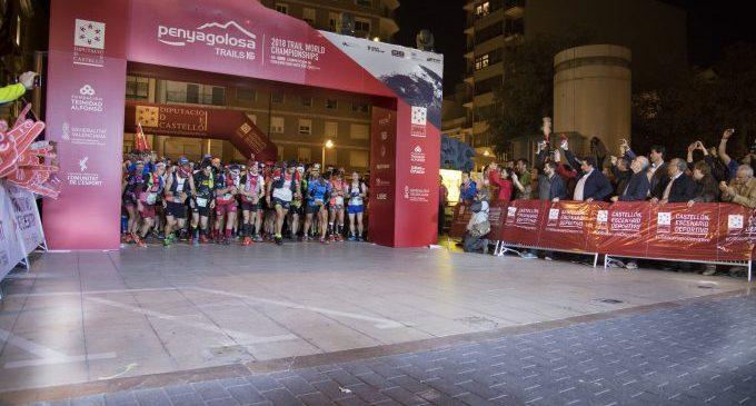 La carrera CSP de la Penyagolosa Trails partirà divendres que ve des de la plaça Les Aules per segon any consecutiu