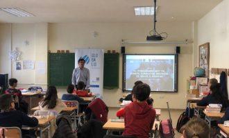 Globalis fomenta l'esperit emprenedor entre els alumnes de Primària