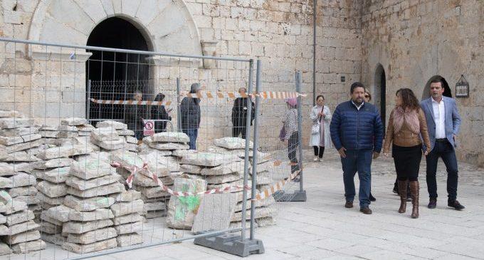 La Diputació reprén la restauració del Castell de Peníscola per a convertir-lo en el més visitable d'Espanya