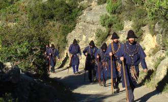 Els Pelegrins de Les Useres, una tradición religiosa castellonense