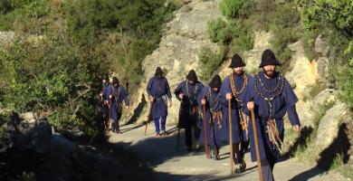 Els Pelegrins de Les Useres, una tradició religiosa castellonenca