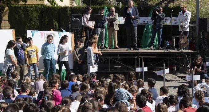 La Diputació participa en la campanya escolar 'Salvadors de Paraules' per a la defensa i la promoció del valencià