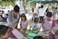 Castelló reprén aquest dissabte 'Divercuina de la terreta' amb tallers gratuïts per a xiquets i xiquetes