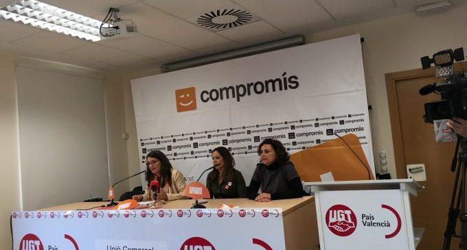 """Oltra: """"Amb la Renda d'Inclusió Compromís rescatarà a aquells que van ser relegats pel PP i la seua nefasta gestió de la crisi"""""""
