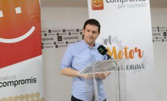 """Garcia: """"Castelló ha de ser la capital logística de l'àrea metropolitana de la Plana"""""""